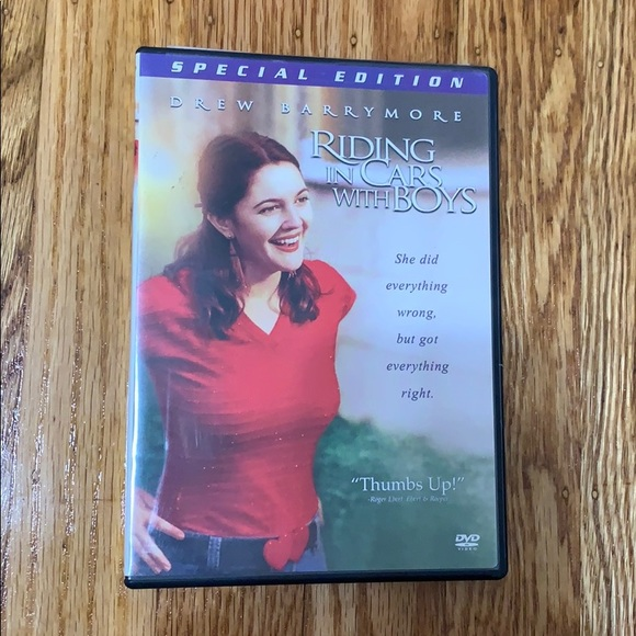 Dvd Other Riding In Cars With Boys Poshmark